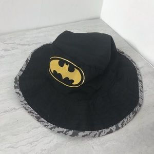 NWT Batman sun hat toddler boy